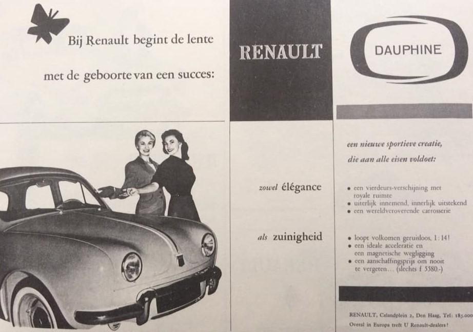 Renault-Dauphine-