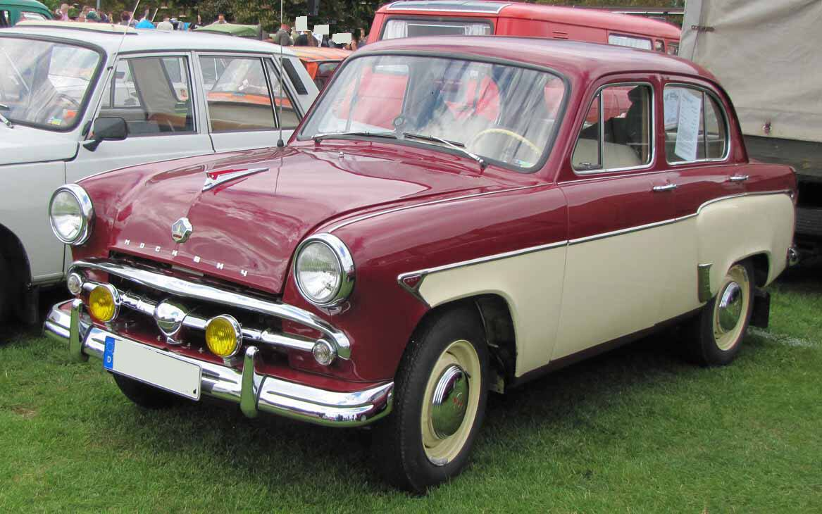 Moskvitch-407-T