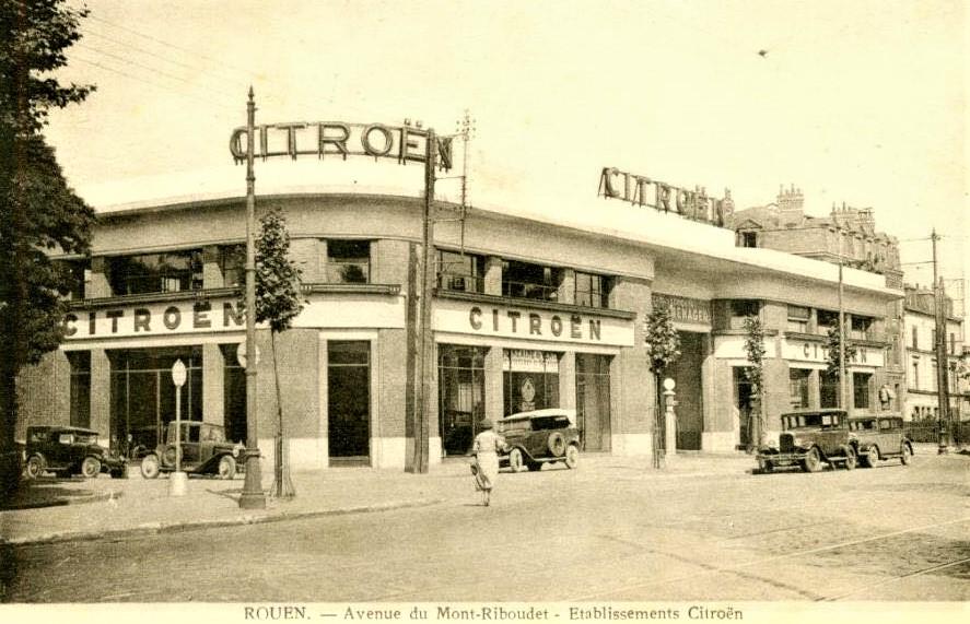 Rouen-jaren-20-30-2