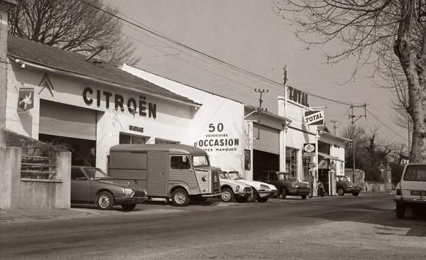 Citroen-Dealer-La-France-