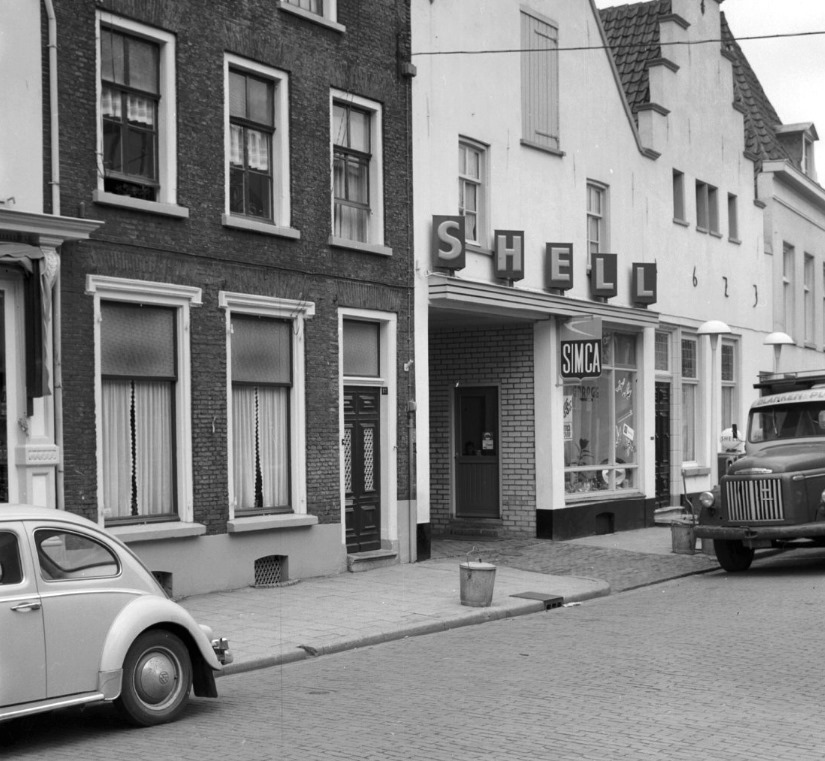Simca-Dealer-1963-Meipoorstraat-Doesburg-