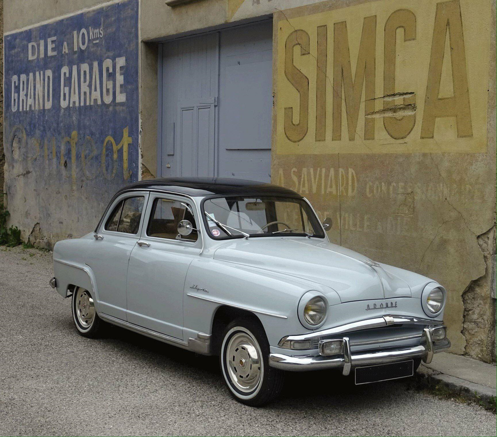 Simca-Garage-