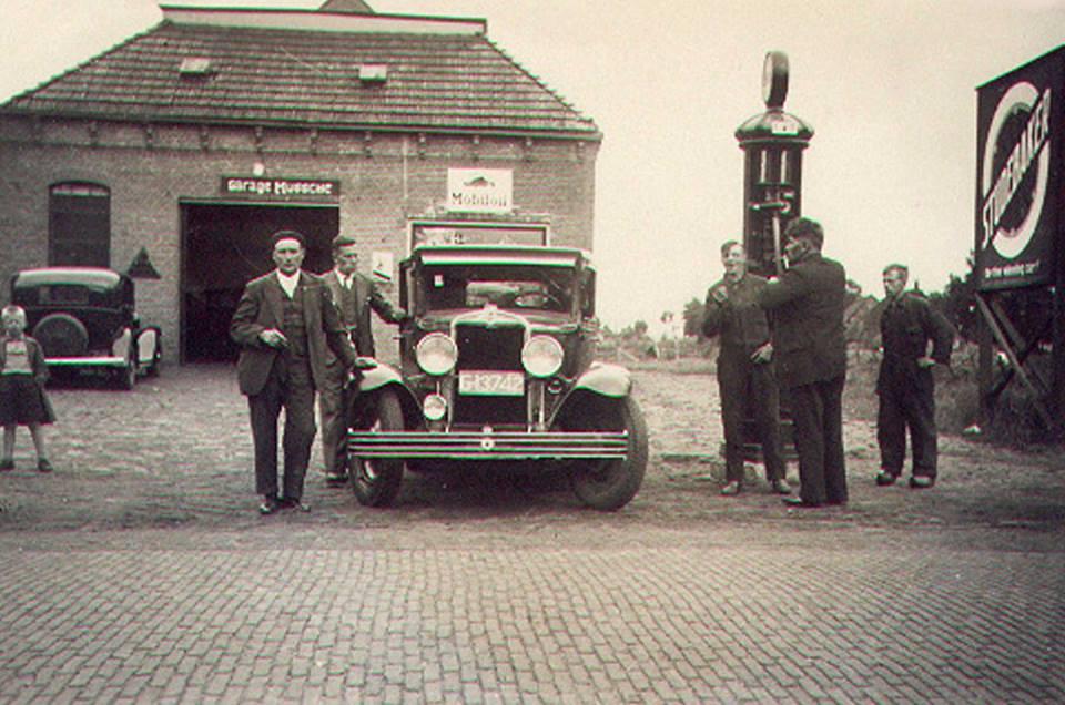 Studebaker-1923-Gebr.-Smit-Harteveldseweg-Diemen