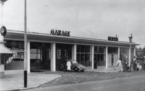 VW-Caubo-Garage-Neerhem--Valkenburg--1950