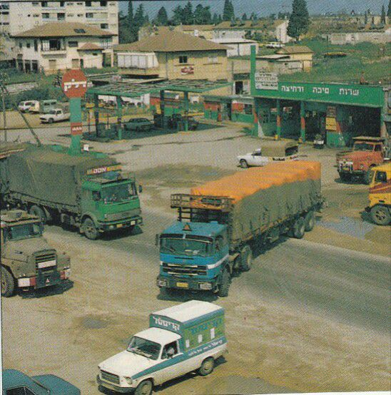 Fiat--Tel-Aviv
