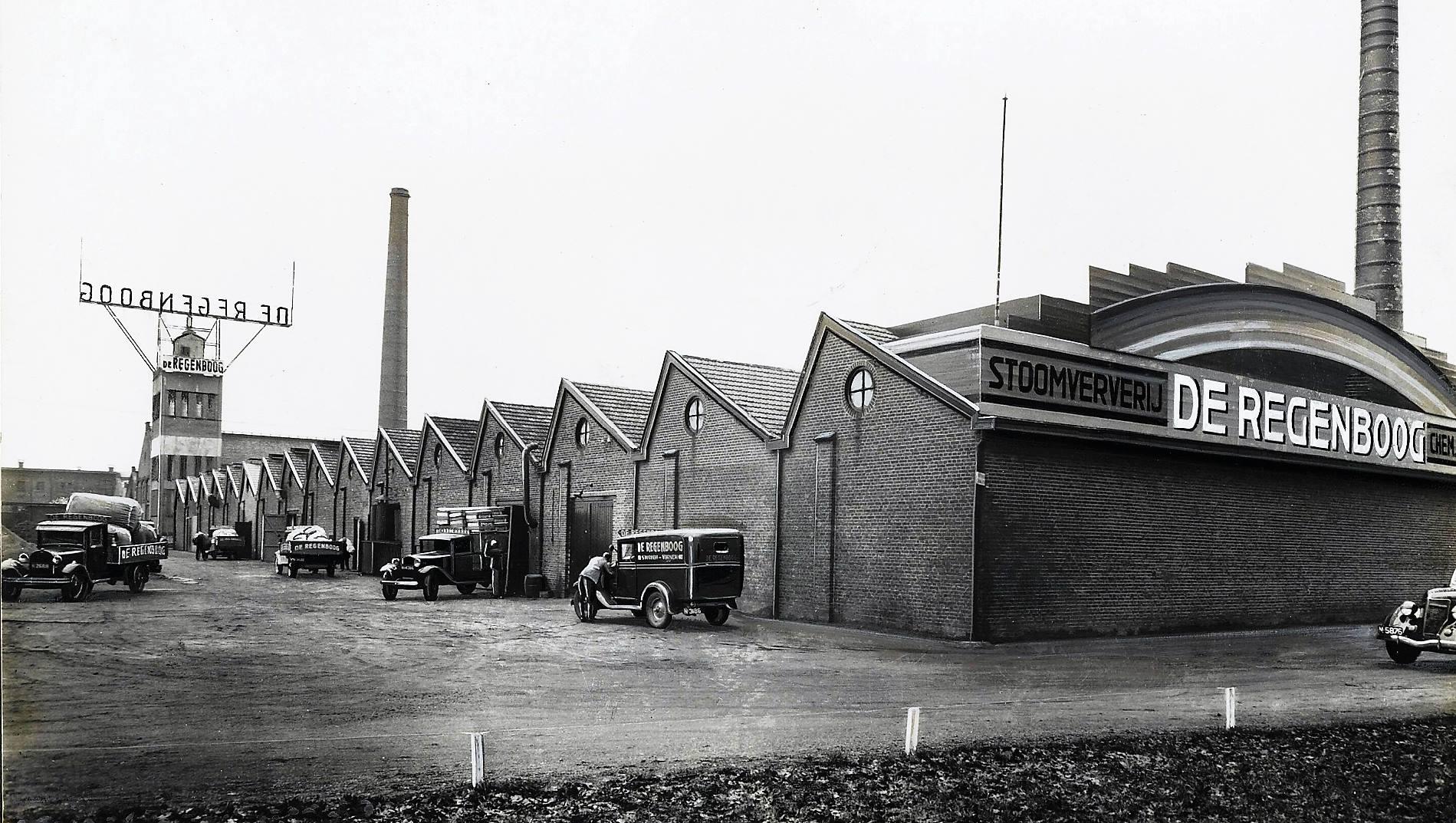 Bredaseweg-1935--Tilburg