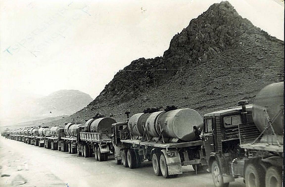 Kamaz-Afghanistan