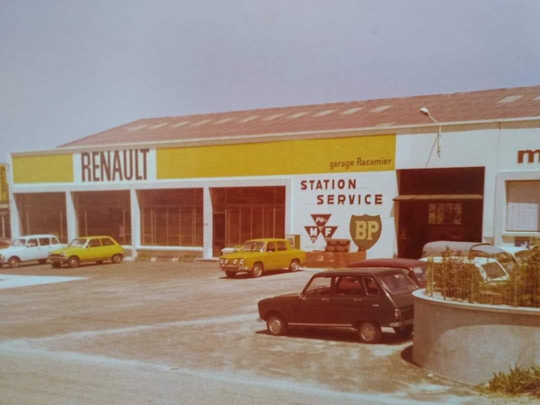 Renault-Franse-Garage-midden-Jaren-70