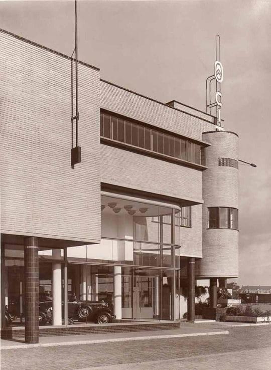 Citroen-dealer-Amsterdam-1933