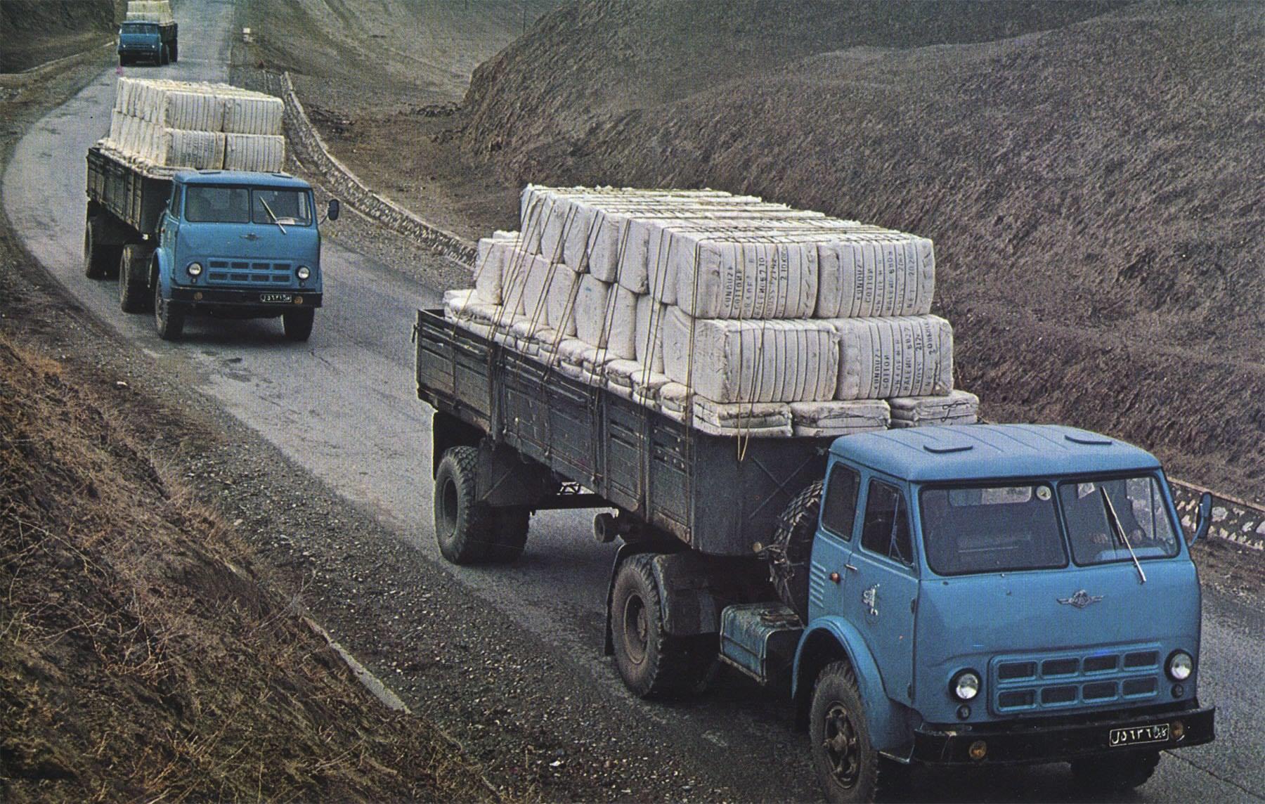 MAZ-504a_Afganistan