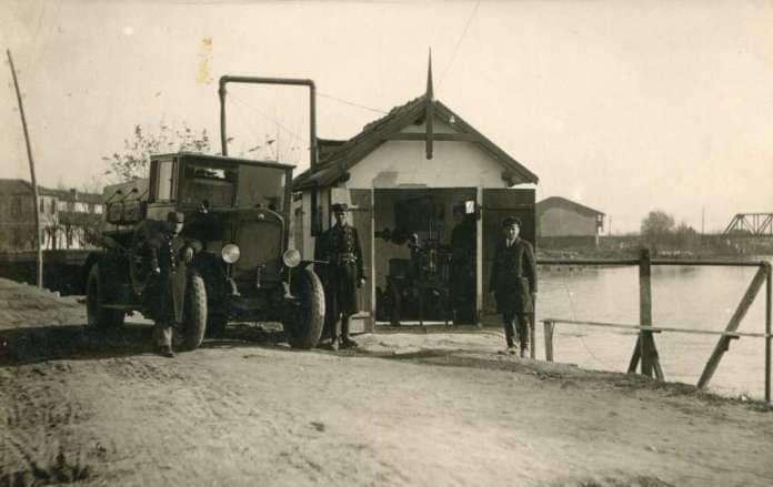 Brandweer-Skopje-1910--Strezo-Cubalevski-photo-archive--2