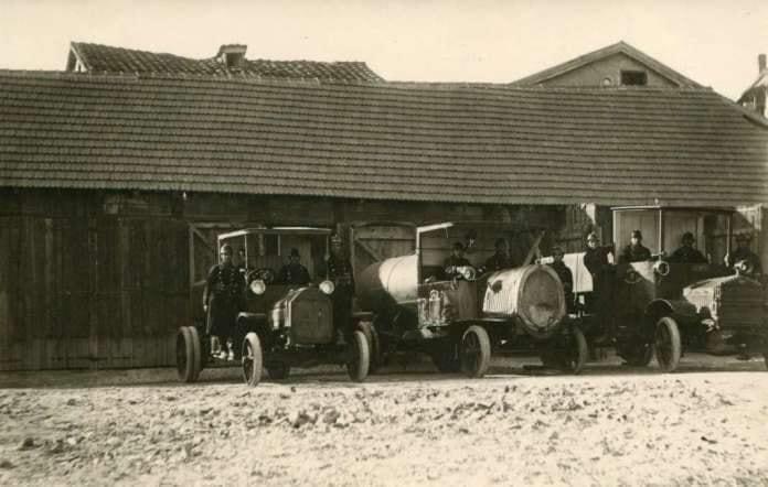 Brandweer-Skopje-1910--Strezo-Cubalevski-photo-archive--3