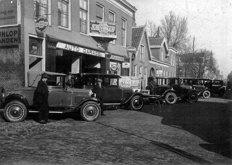 Chevrolet-garage-Rijkmans-Zuideinde-Meppel