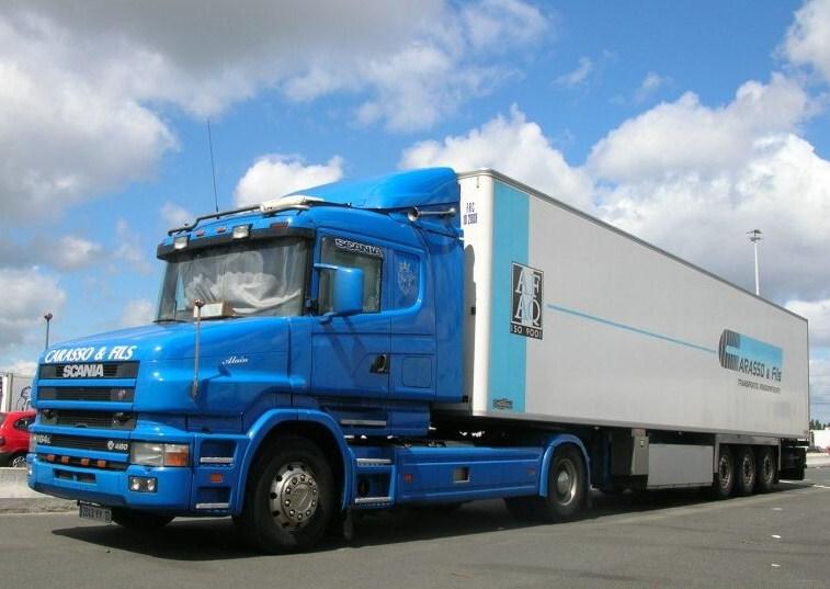Scania-T165