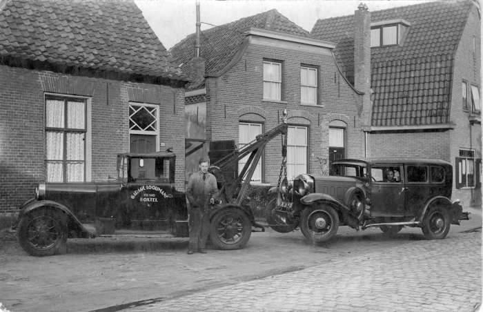 Garage-Looijmans-te-Boxtel-1930-1940