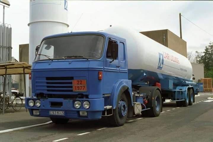 Gas-wagen