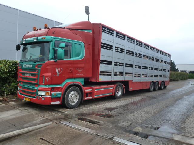 Scania-geladen