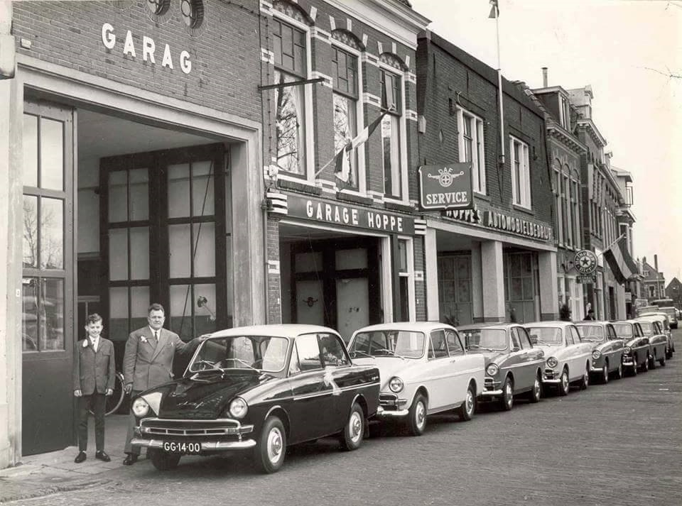 Garage-Hoppe-Sneek-1961