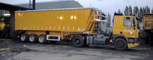 DAF-Benne-trailer