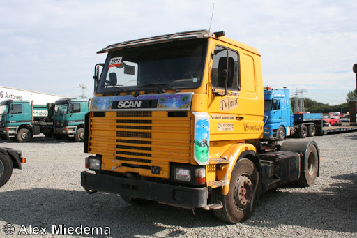 Scania-camion