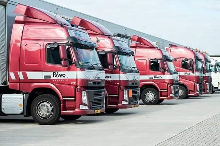 Volvo-rij