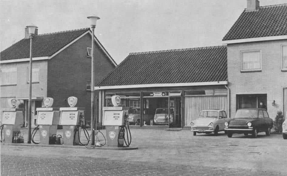 Daf-garage-de-Klein-in-Odijk-Peter-van-Eijck-foto