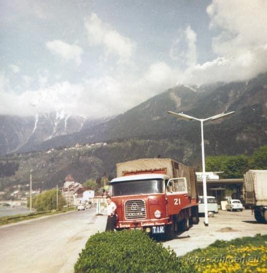 innsbruck-de-oude-weg-naar-Italie---Theo-Sijbers-archief