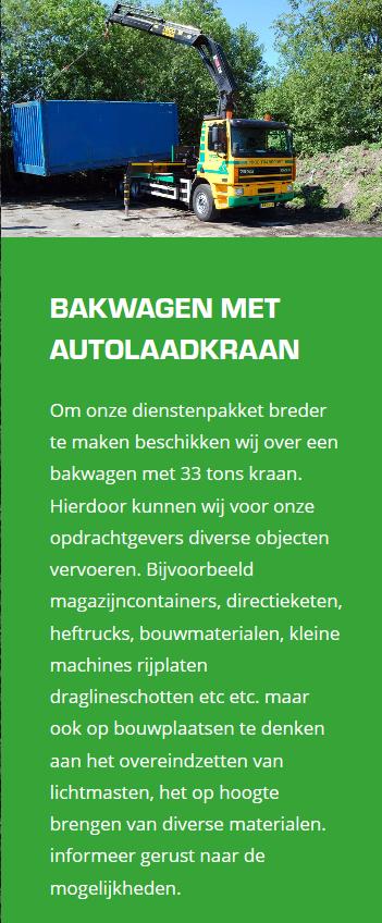 DAF-Bakwagen