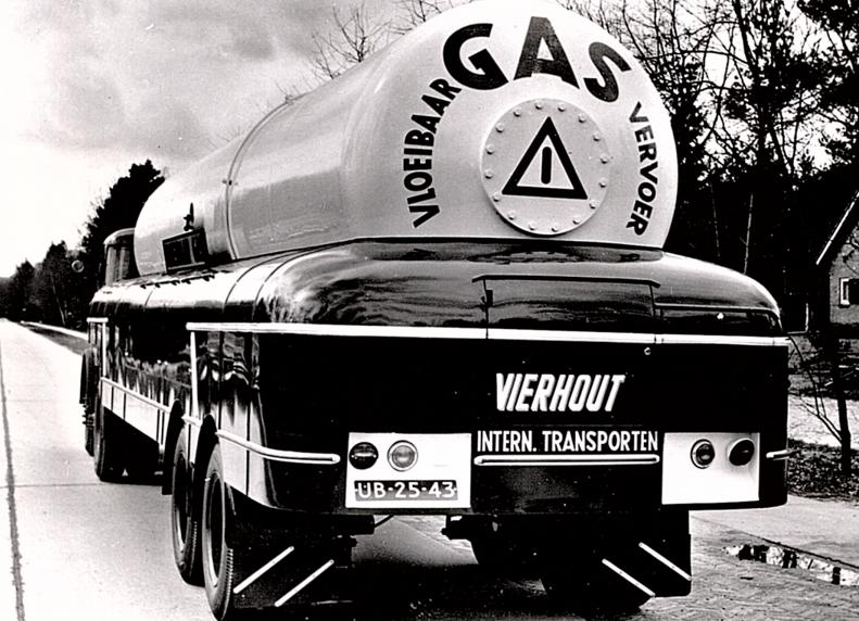 Gas-oplegger-