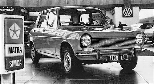 SIMCA-1100-LS-1972-
