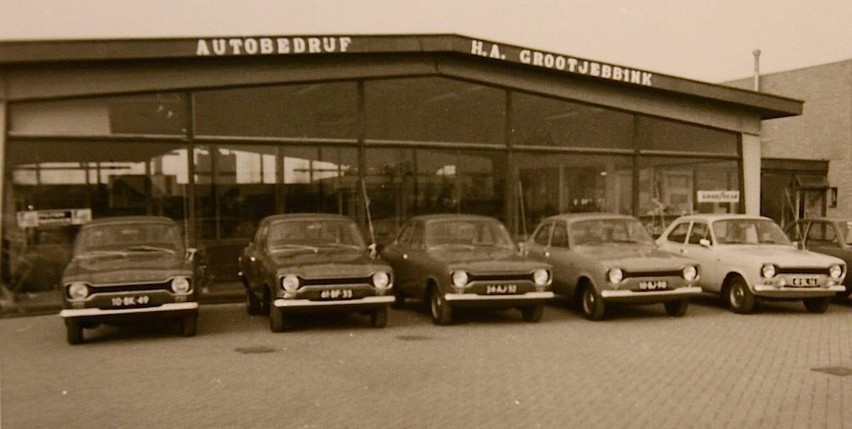 Ford-Dealer--in-Zutphen-Vorden
