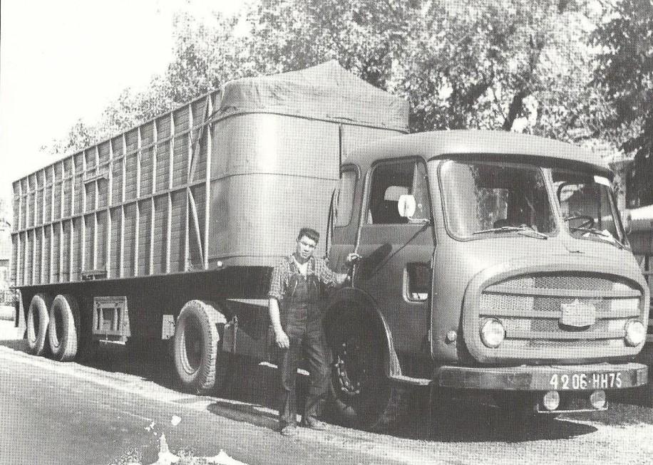Somua--JL19-6-cyl-150-CV-motor-DH-615-1958