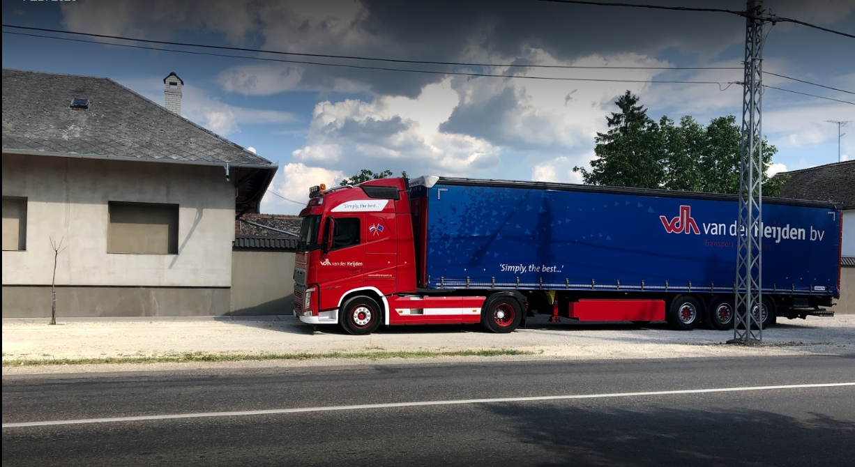 Volvo-in-Frankrijk