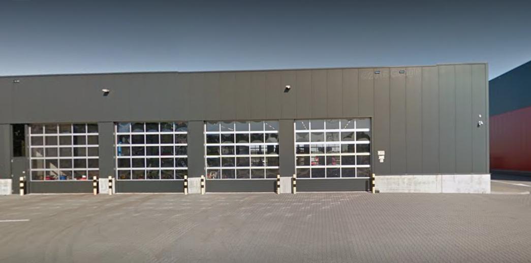 Garage-werkplaats