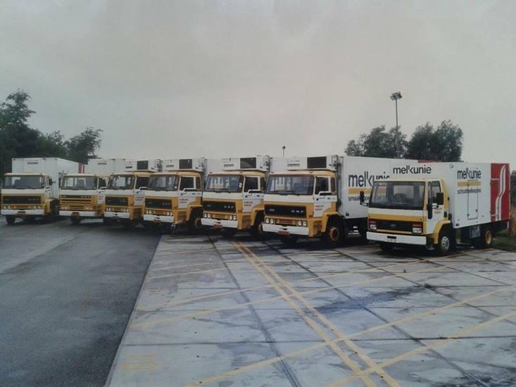 DAF-Ford--laatste-serie-gele-auto-s