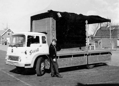 Bedford-met-chauffeur-W-Bos-RIP--Dirk-Klapwijk-archief