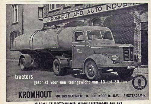 Kromhout-1950