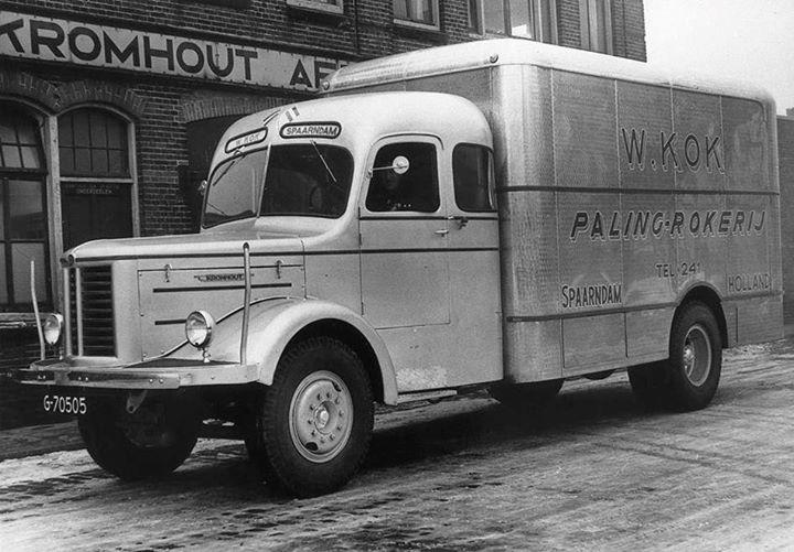Kromhout-1949-Bert-Klanderman-archief