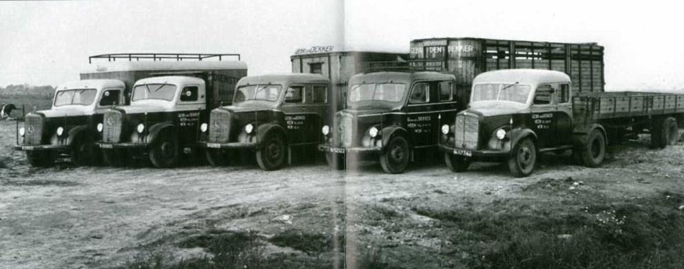 Mercedes-groep-Jan-Van-Pelt-archief