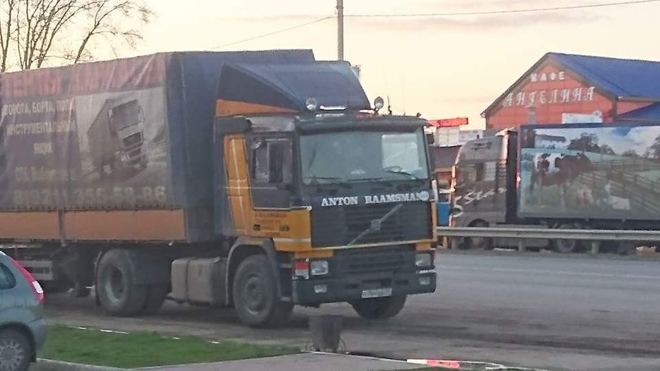 Volvo--Rusland
