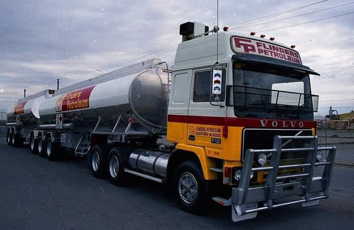 Volvo-in-Australie-met-Shell