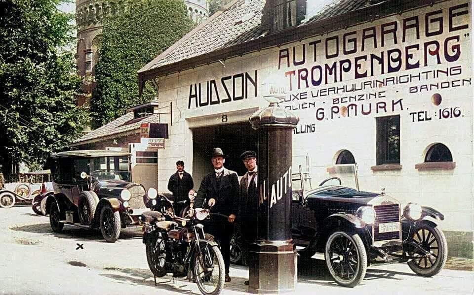 Hudson-Dealer-Hilversum