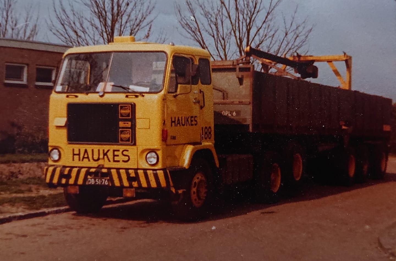 NR-188-Volvo--Koudum-jaren-70--Henk-v-d-Zee-