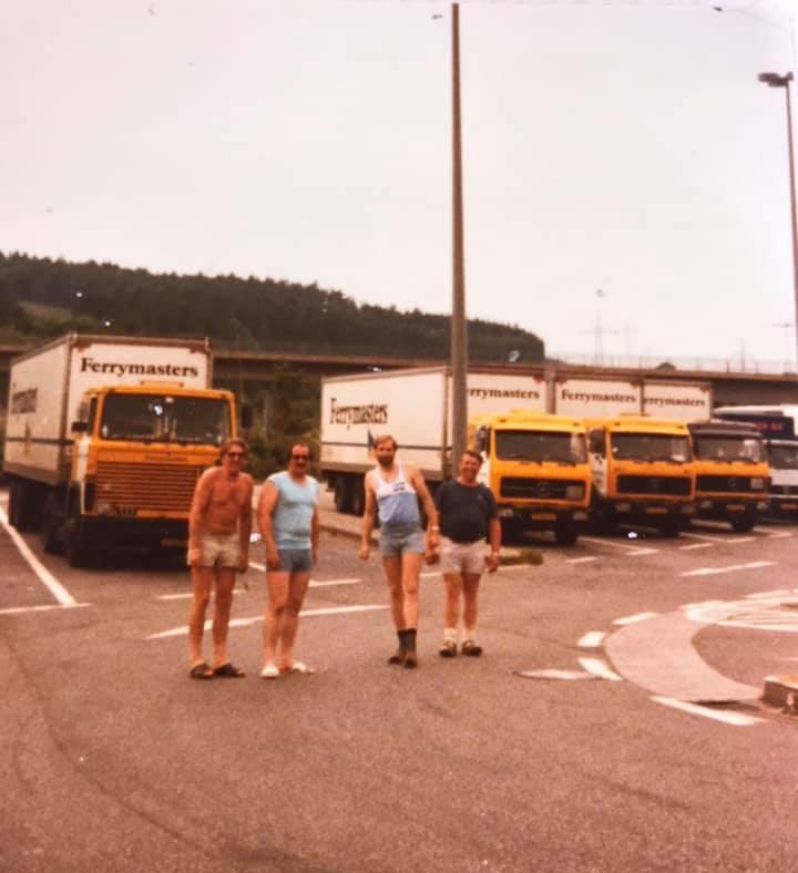 Scania-Mercedes-