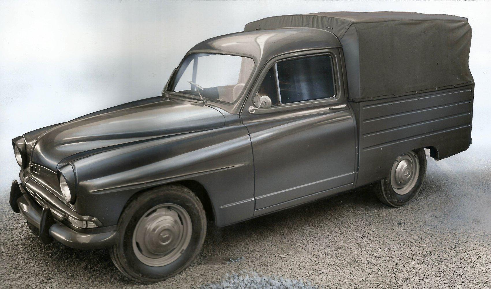 Simca-pickup