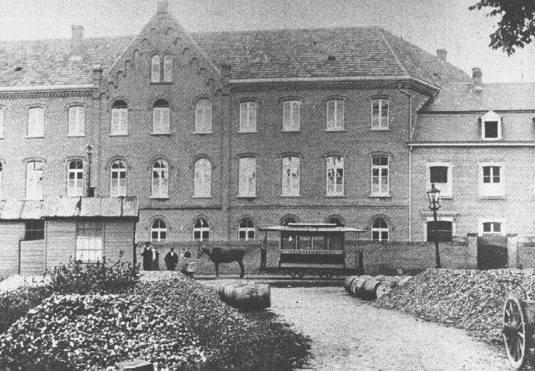 Paardentram-van-Venlo--via-Tegelen--naar-Steyl-1908
