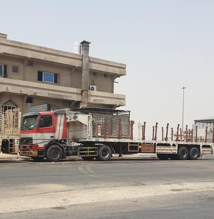 Tielbeke-Dammam-Saoedi