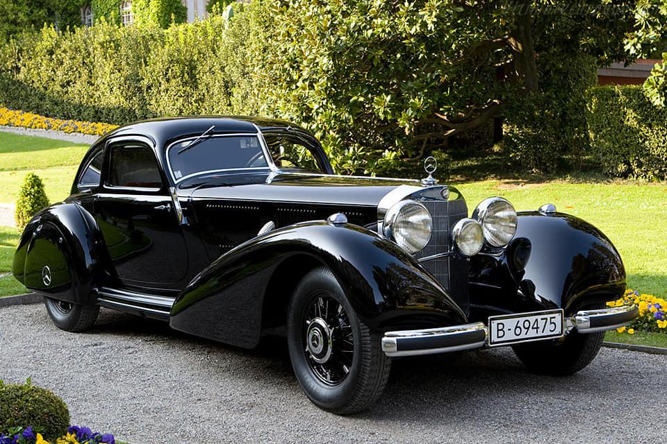 Mercedes-540K-Autobahnkurier--1934-1