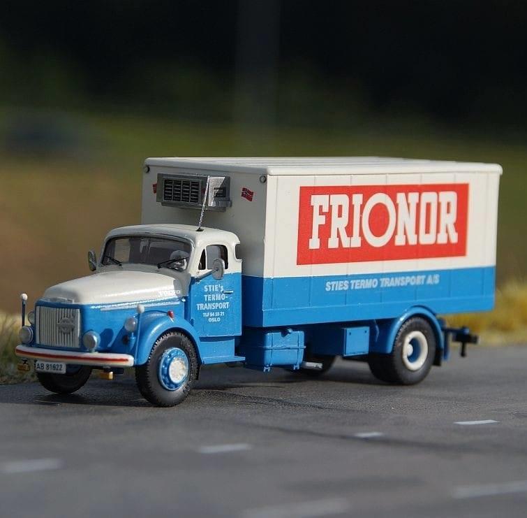 Volvo-Model