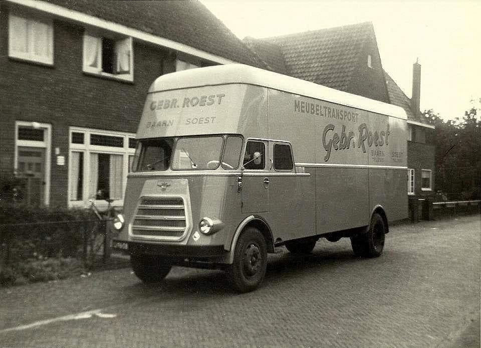 Daf-verhuiswagen